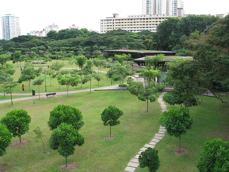 Toa Payoh Town Park